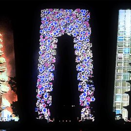 Gyeongju Expo Tower Multimedia Show