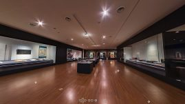 National Palace Museum Exhibition Room 360 ° VR