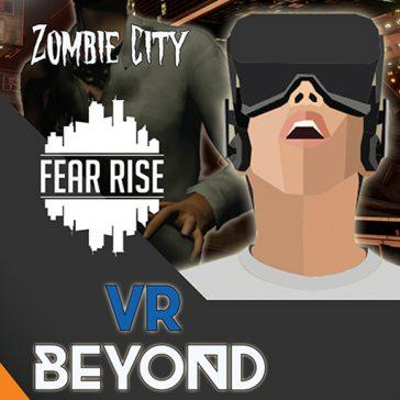 Project VR Beyond, showcased  at Icheon CGV